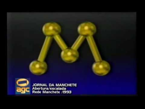 Vinheta Jornal da Manchete (1993)