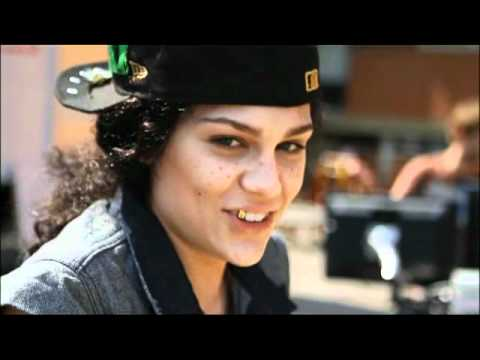 Jessie J - Who's Laughing Now Behind The Scenes