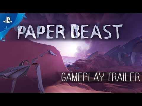 Paper Beast - State of Play Gameplay Trailer | PS VR