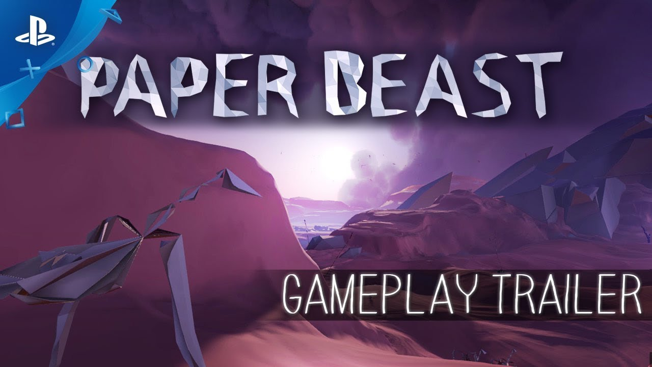Paper Beast - State of Play trailer