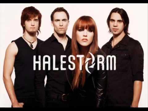 Halestorm  The Strange Case Of Full Album