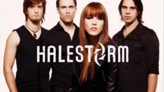 Repeat youtube video Halestorm  The Strange Case Of Full Album - YouTube