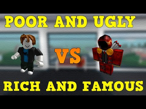 Roblox- Social Experiment! Poor VS Rich *Unexpected Results*