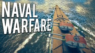 Naval Warfare! - War Thunder (Ships teaser reveal)