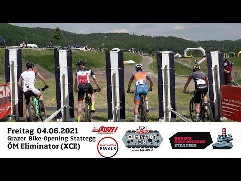 Grazer Bike-Opening Stattegg ÖM Eliminator XCE Elite