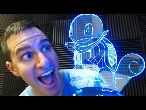 THIS POKEMON LIGHT IS AMAZING! - Letters For Leonhart