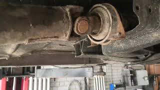 газ 21-кардан и КПП