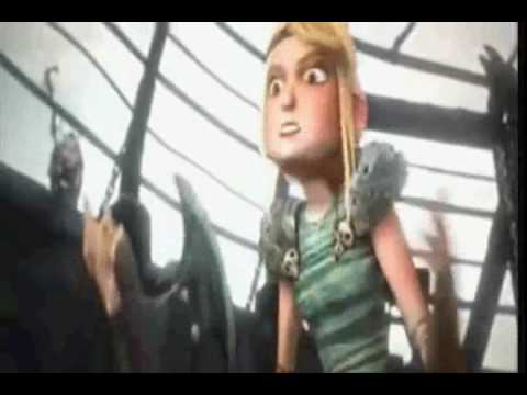 Hiccup Is Astrid's Bad Boy