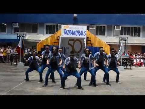 UCLM Maritime Education Hip Hop 2014