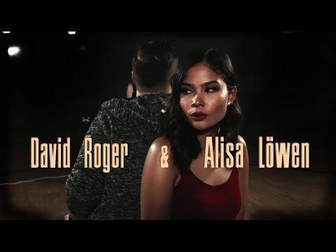 DUSK TILL DAWN - Zayn feat. Sia | Cover by David Roger & Alisa Löwen [4K]