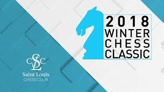 2018 Winter Chess Classic: Round 1