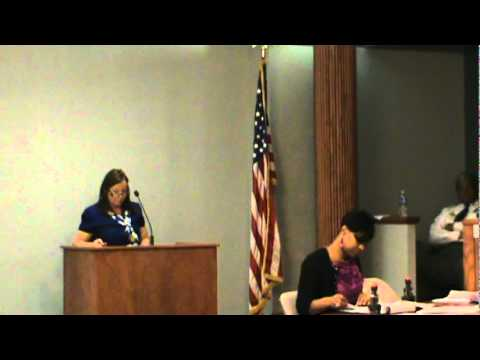 Hinds County BOS meeting June 20, 2010 Part 3