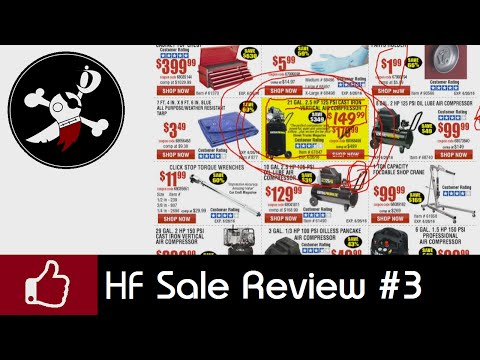Harbor Freight Coupon & Sale Review #3