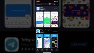 Hướng dẫn cách cài phần mềm Telegram Trên Điện Thoại