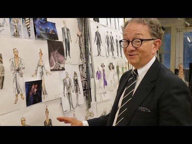 How William Ivey Long Created the 'Beetlejuice' and 'Tootsie' Costumes