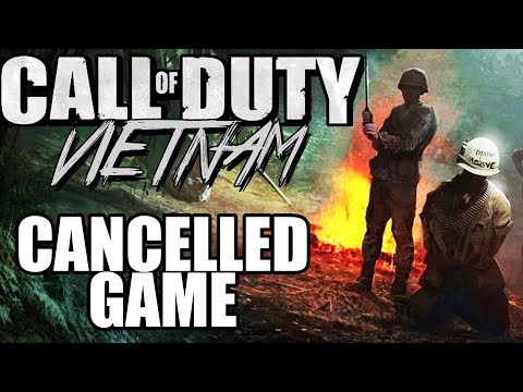Call Of Duty VIETNAM: Sledgehammer's CANCELLED Game (HISTORY OF COD)