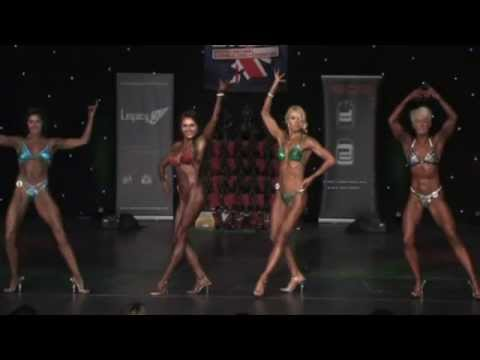 Natural BNBF Figure Competition 2014