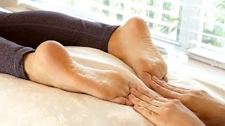 Understand Reflexology Foot Massage for Back and Foot Pain & Happy Feet Massage Shoe Review