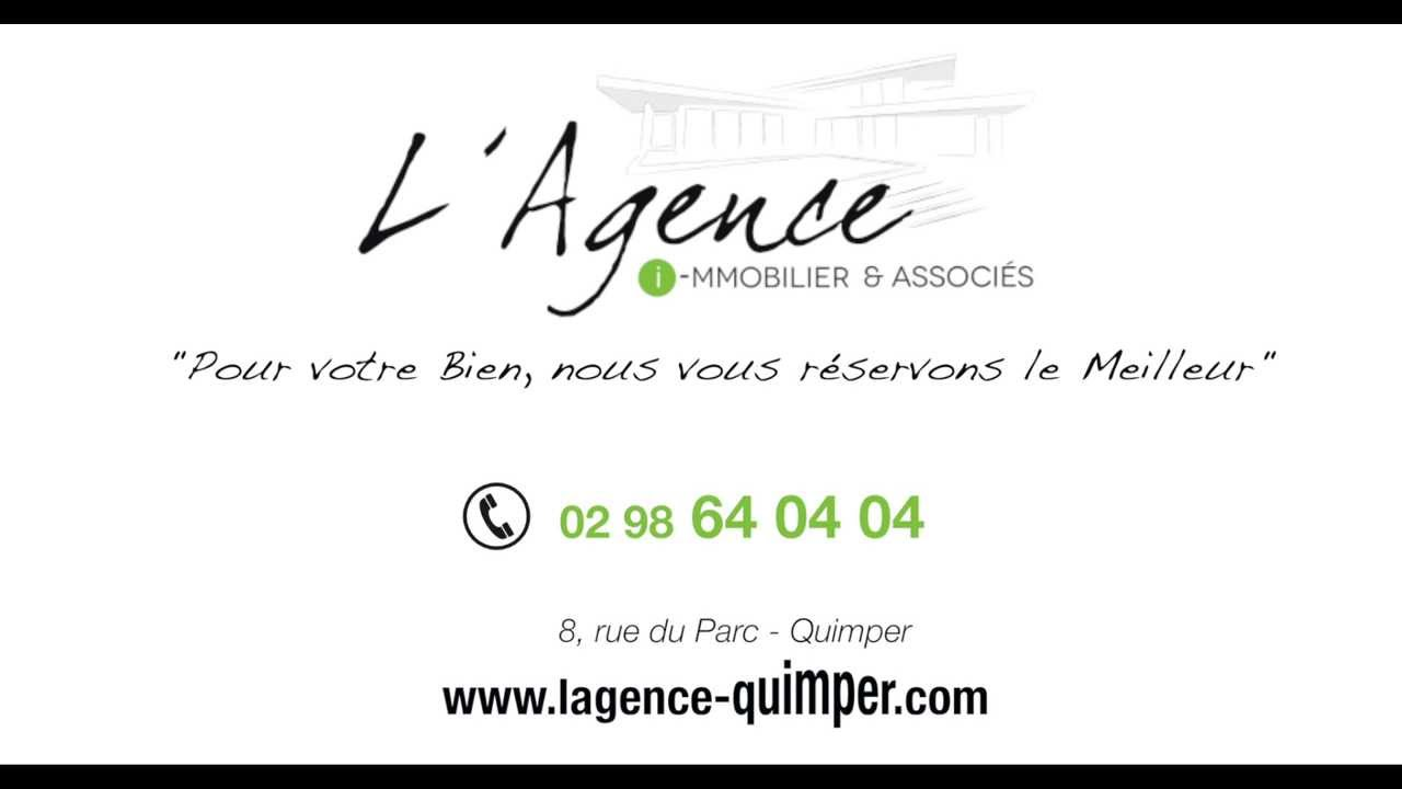 Publicit agence immobili re quimper immobilier youtube for Argence immobilier