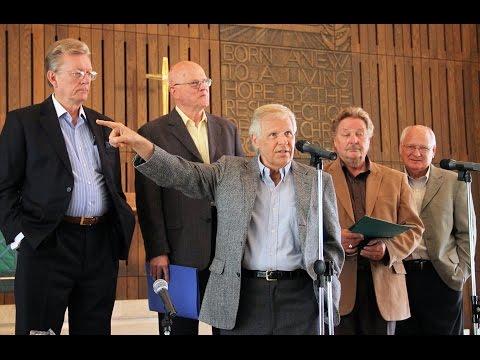 Lutheran Gospel Team to Scandinavia 50th Anniversary Reunion Concert