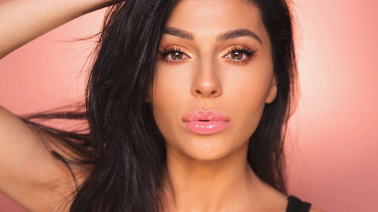 Drugstore Makeup Tutorial 2017 Teni Panosian Youtube