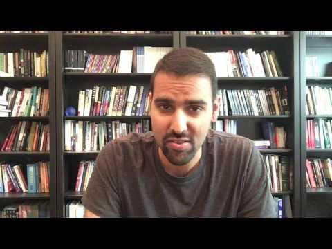 Vlog 31 - Thanks, Discipleship, and a Bruce Willis Hairdo