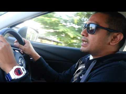 Test Drive Mazda CX-3 Skyactive G 2.0
