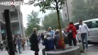 Atentado em Oslo - Noruega