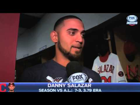The Odd Couple: How Danny Salazar and Trevor Bauer became buddies