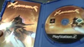 Xyanide Resurrection [PS2] - Unboxing