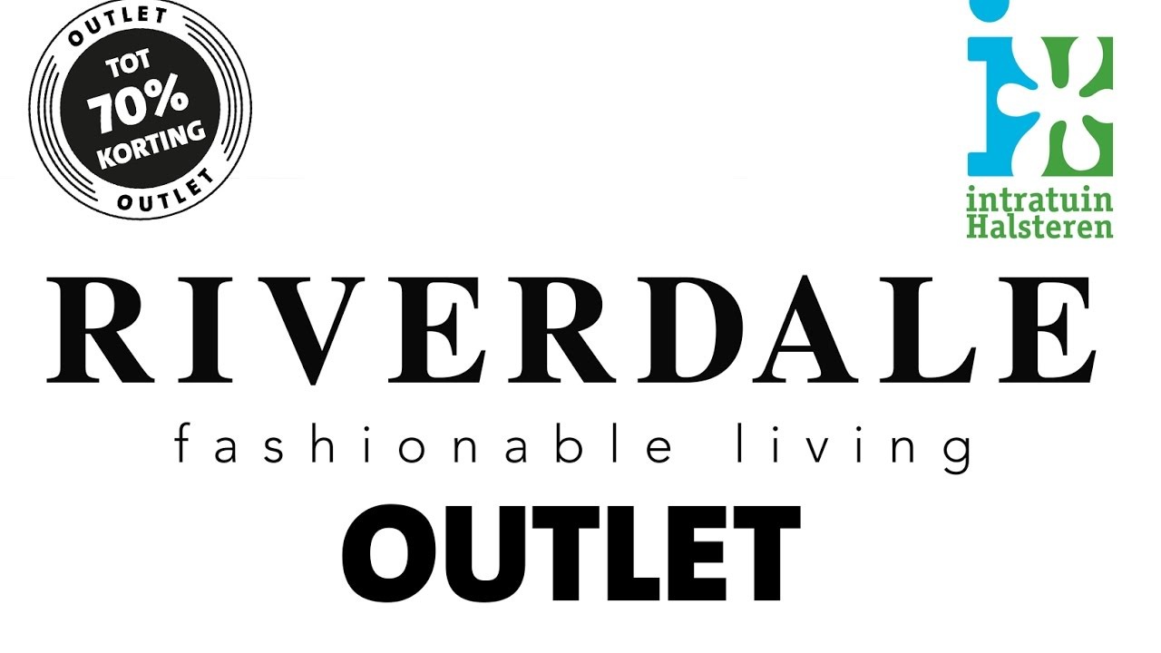 Betere Riverdale outlet bij Intratuin Halsteren! - YouTube ZQ-77