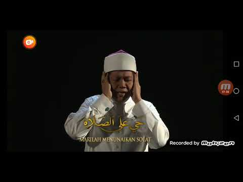 Download Azan Maghrib Di TV1 RTM Ramadhan 1441H (Baru)