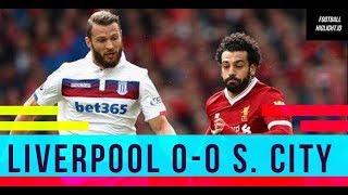 liverpol vs Stoke city 0-0 Goal&Hightlight 28-04-2018#Footballhighlight