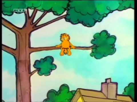 youtube filmek - Garfield és Barátai - Fent a Fán