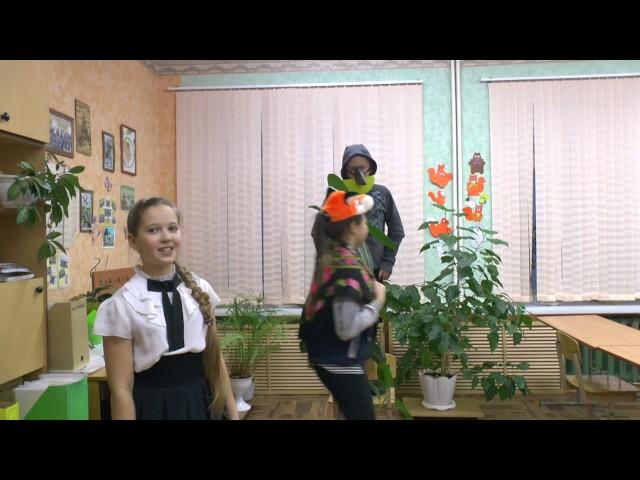 """Изображение предпросмотра прочтения – «литературно-драматическая студия """"Вдохновение""""» читают произведение «Ворона и Лисица» И.А.Крылова"""
