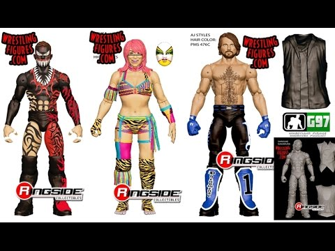 New WWE Mattel Figures 2016 SDCC Panel | Wrestling Figure Observer Podcast #5