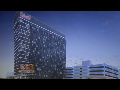 Maryland Live Casino Unveils Plans For New Luxury Hotel