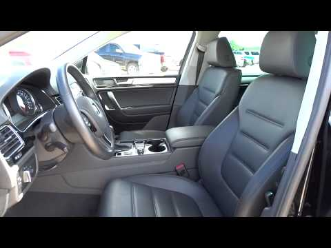 2014 Volkswagen Touareg Tulsa, Broken Arrow, Owasso, Bixby, Green Country, OK 6348X