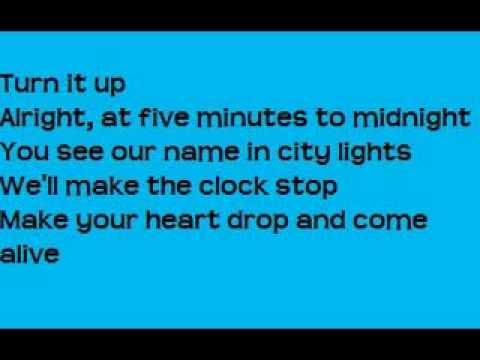 Boys Like Girls-Five Minutes To Midnight