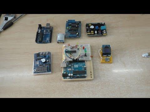 Der schnelle Einstieg in Arduino & Co. - Der Kurs beginnt