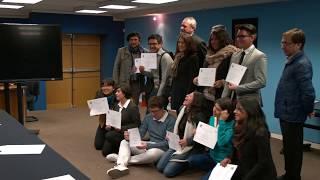 Alumnos de la FAD, dotan de una nueva identidad al CODIFE de la UNAM