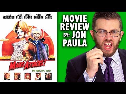 Mars Attacks! -- Movie Review #JPMN