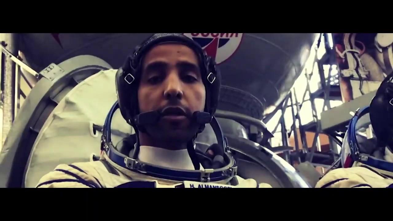 اليوم .. فخر العلم ..  من الإمارات .. إلى الفضاء