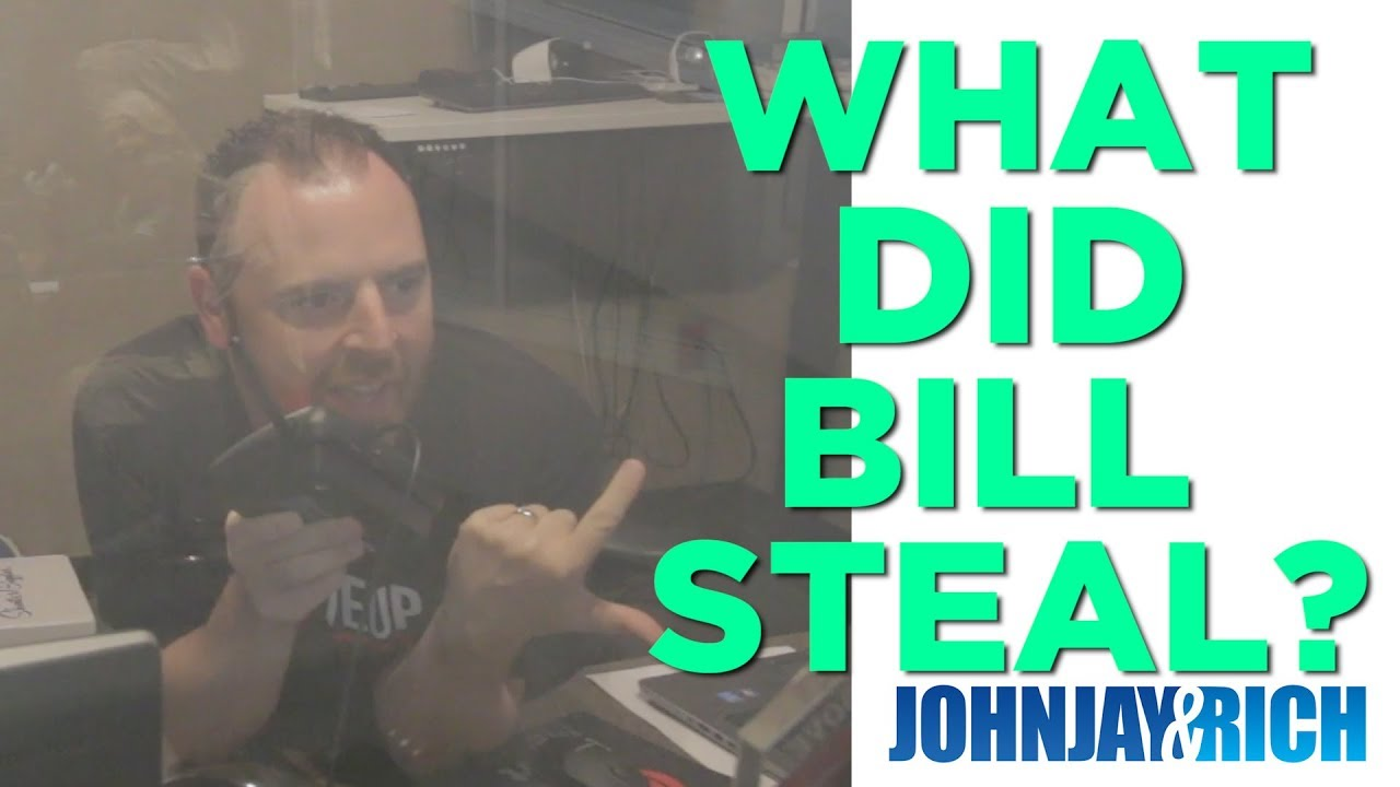 What Did Bill Steal From Delaney?