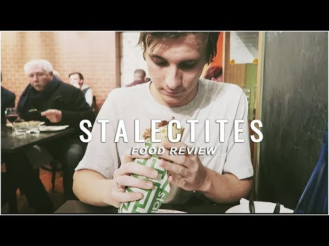 The Best Greek Restaurant In Melbourne? Stalactites Food Review
