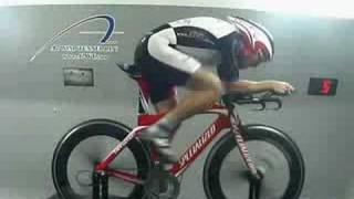 Testing TT in the wind tunnel