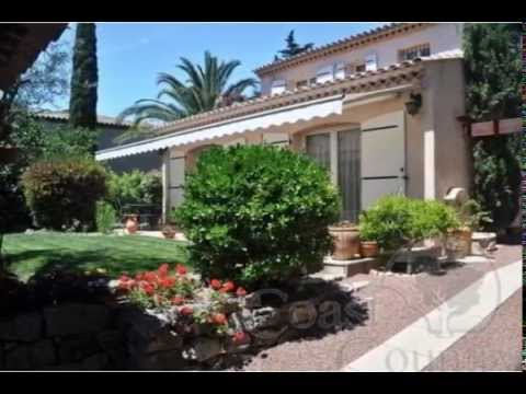 Lovely house for sale in Antibes Saint Jean close to town center