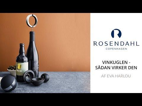Rosendahl -  Vinkuglen: Sådan virker den.