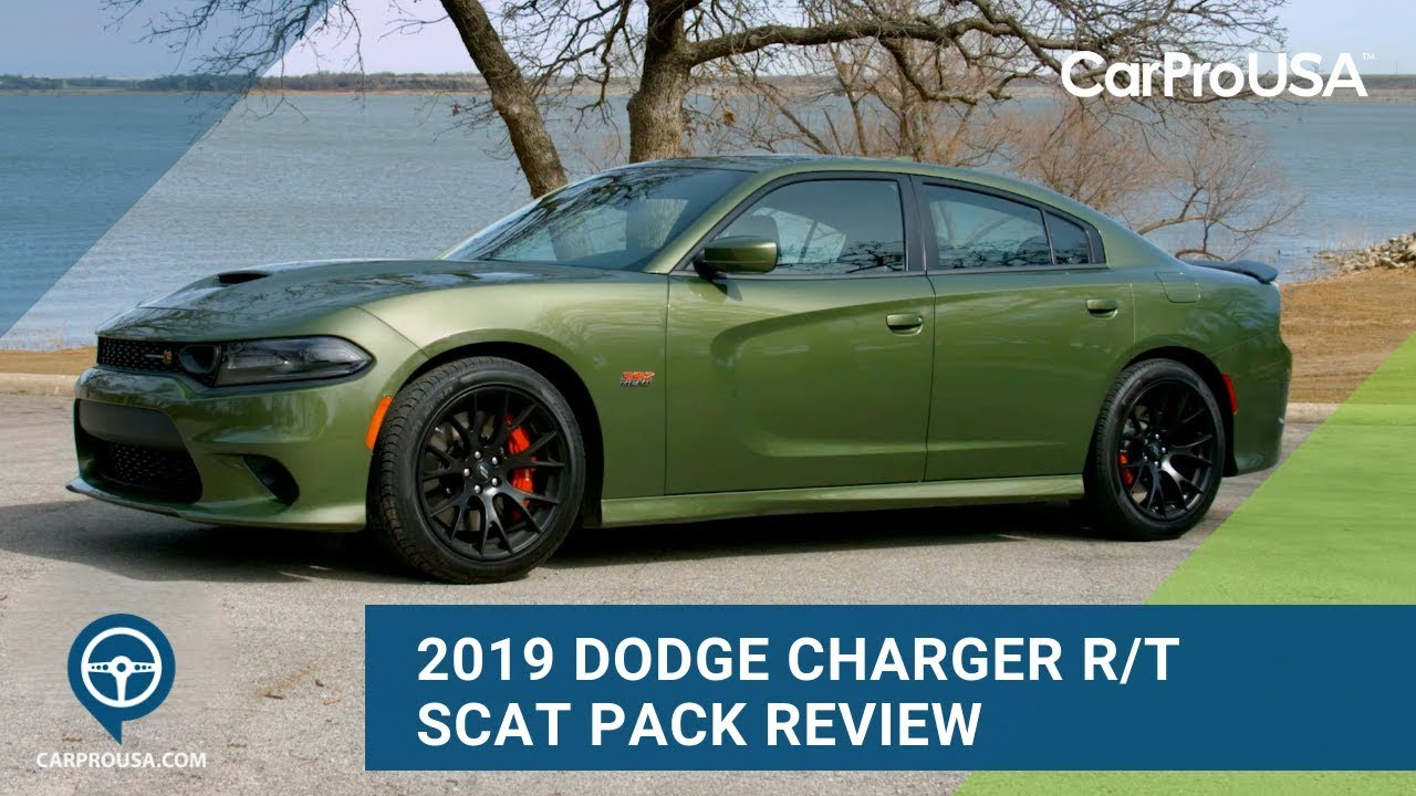 2019 Dodge Charger R T Scat Pack Is The Bargain Buy Muscle Car You Need