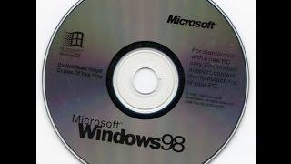 Microsoft CD-Rom Previews (1998 Edition) (En Espanol Version)